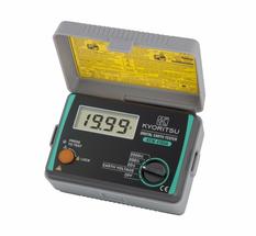 KYORITSU 4105A-H Ground Resistance Tester, 1200Ω, with hard case