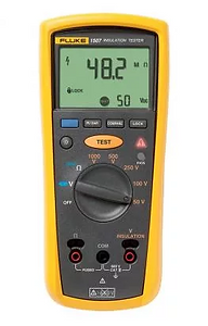 Fluke 1507 Insulation Resistance Tester, 50 to 1000 V