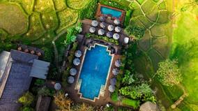 Pool at FS Chiang Mai