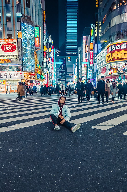Tokyo Night | MOBILE