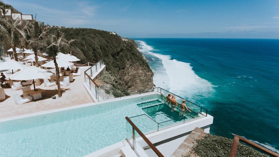 Breathtaking Sky Pool experience in Bali