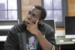 Kenny Omaiye as Gyachi