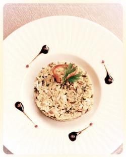 Seafood Pilaf