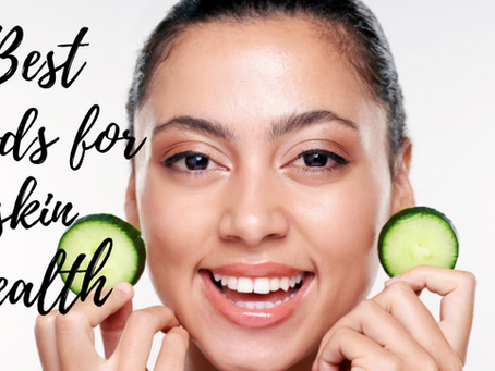 Top 10 Foods for Skin Health
