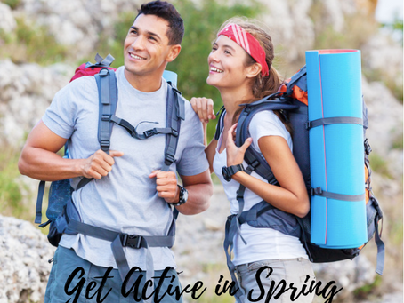 Get Active in Spring