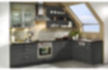 мебельные фасады из МДФ в пленке ПВХ