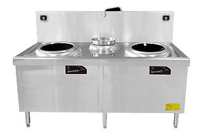 Double Kwali Range With Single Warmer.jp