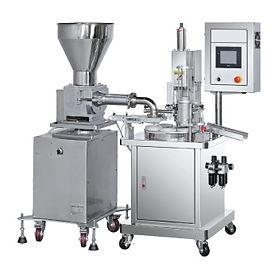 Eggtart Fully Automatic Production Line.