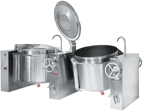 Combination Steam Jacketed Kettle