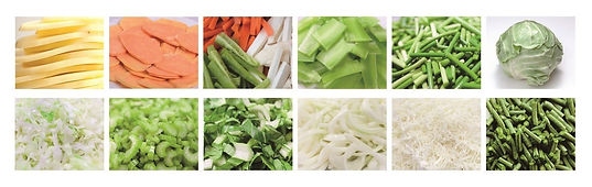 Multifunction Vegtable Cutter
