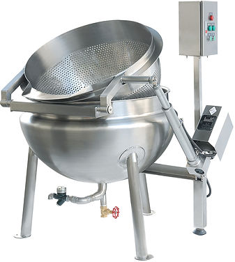 Automatic Blanching Kettle