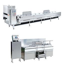 Deep Frying Machine