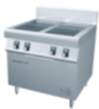 Induction Cooking 4 Burner
