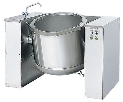 Deluxe Steam Jacketed Kettle