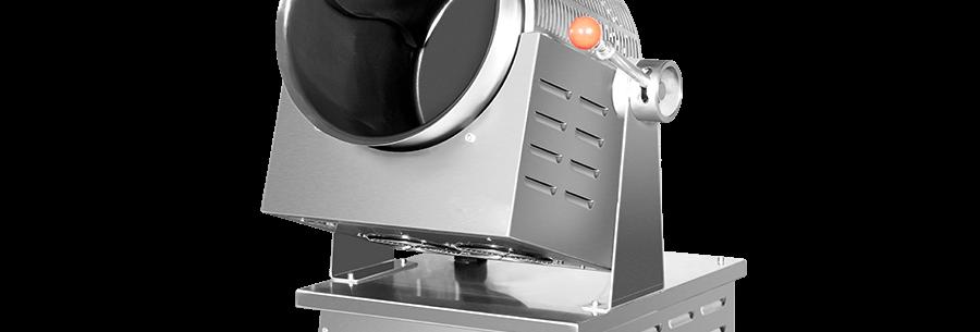 Commercial Electric Stir Fryer