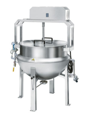 Automatic Brasing Kettle
