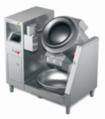 automatic cooking machine