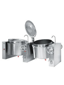 Combinational Steam Jacketed Kettle