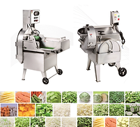 Vegtable Cutting Machine