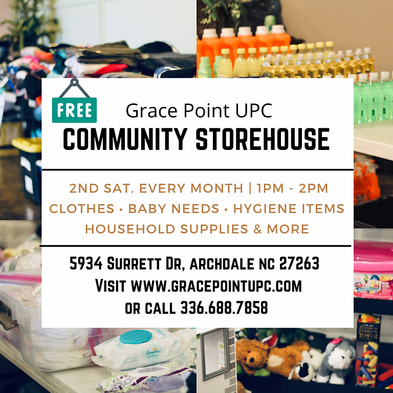 GP Community Storehouse