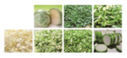 Large Leaf Vegetable Cutter