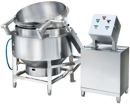 Gas Blanching Kettle