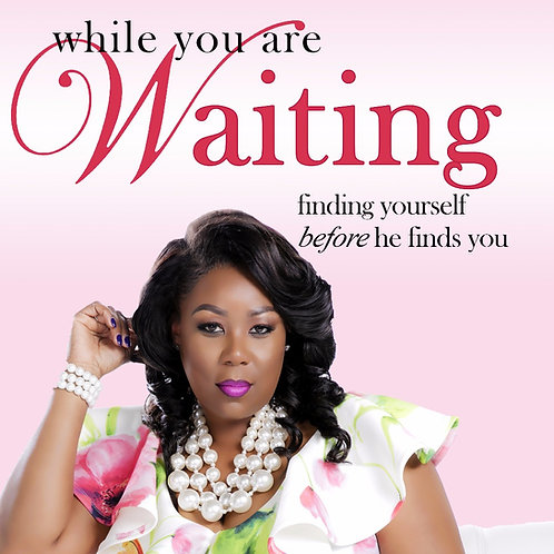 While You Are Waiting Book & Journal Combo