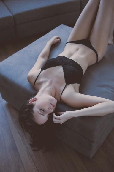 Ensaio Sensual Feminino