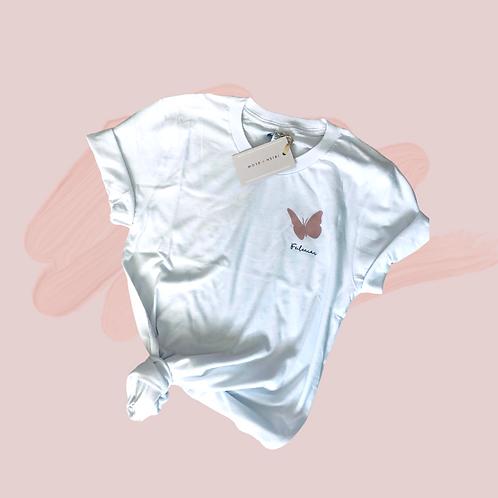 Féileacán | Butterfly | T-Shirt