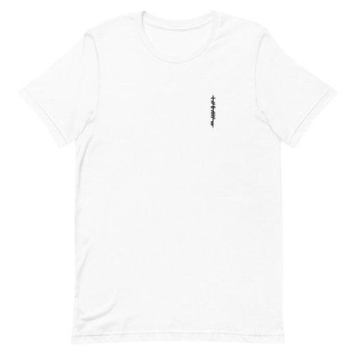 Cróga | Meaning: 'Brave' | Ogham T-Shirt