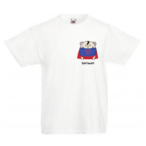 Sárlaoch   Superhero   T-Shirt