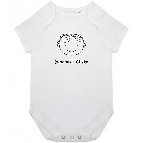Buachaill Cliste | Clever Boy | Bodysuit