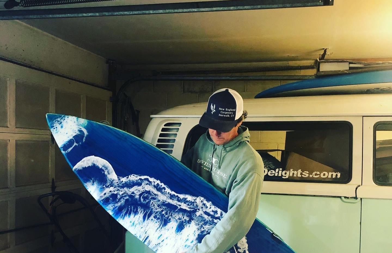 Original Surf Board