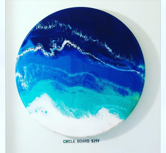 Original Circle Board