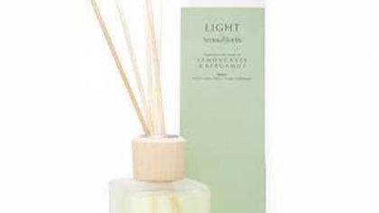 Aromaworks Light Range Lemongrass & Bergamot Reed Diffuser 100ml