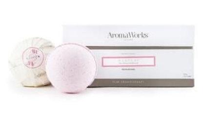 Aromaworks Nurture AromaBomb Duo