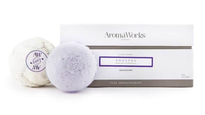 AromaWorks Soulful AromaBomb Duo