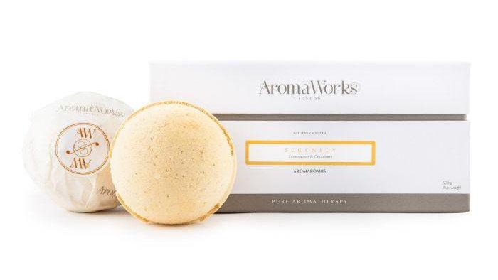 AromaWorks Serenity AromaBomb Duo