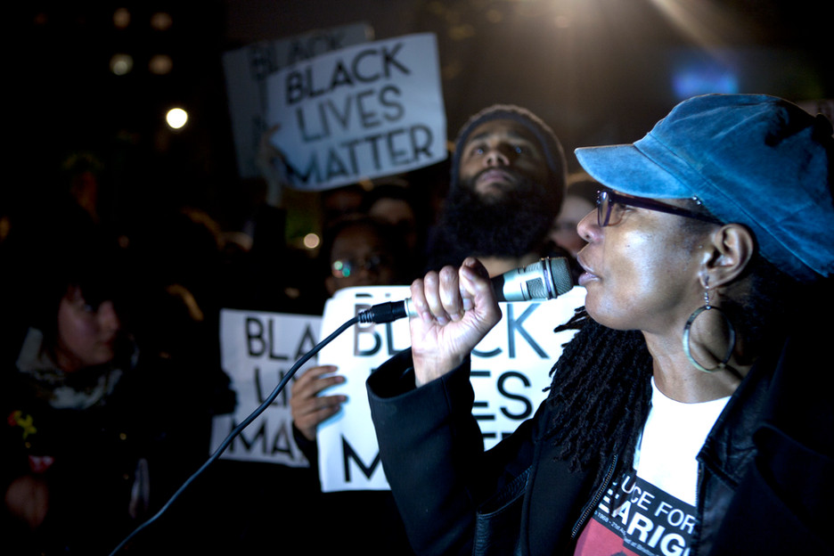 Michael Brown Protest