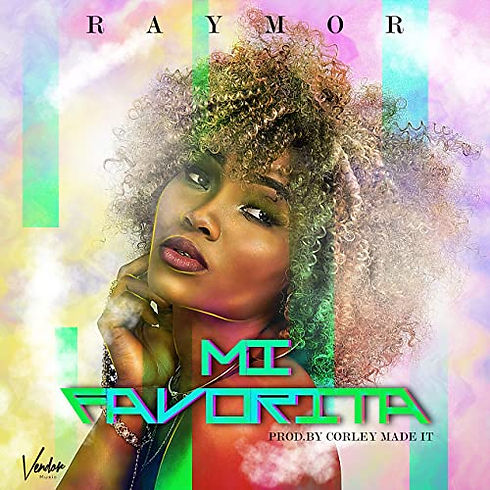 Mi Favorita Raymor Single cover Art.jpg