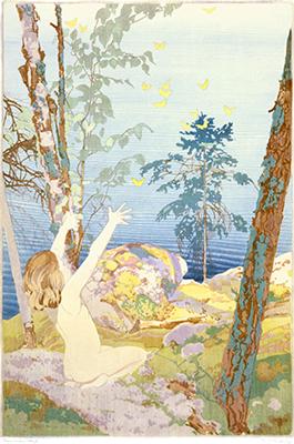 Summer Idyll, 1926