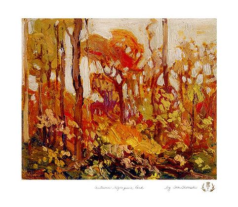 Autumn Algonquin
