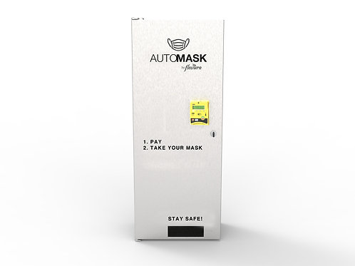 AUTOMASK with NFC - Cashless System