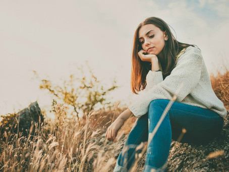 Helping Your Kids & Teens Deal with Anxiety