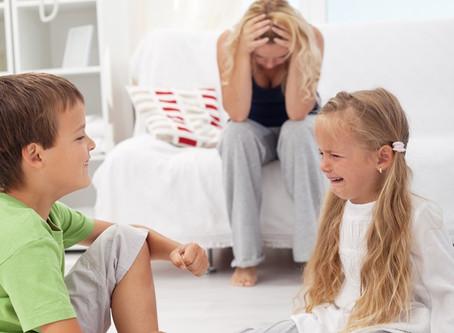 No Perfect Parent