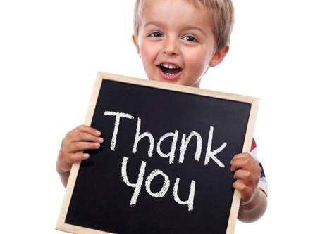 Helping My Child Embrace Gratitude