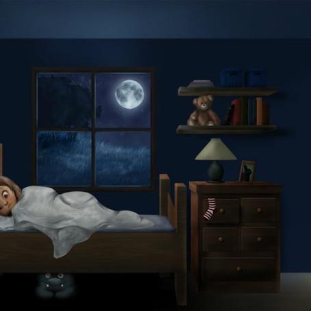 Monsters Under the Bed: Understanding Kid Fears