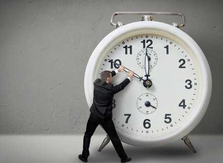 Managing the Time Monster
