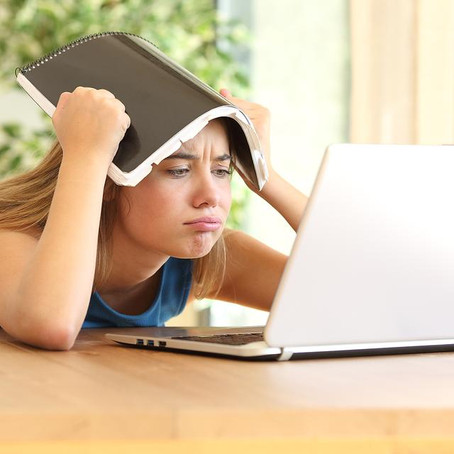 Helping Your Teen Deal with Stress