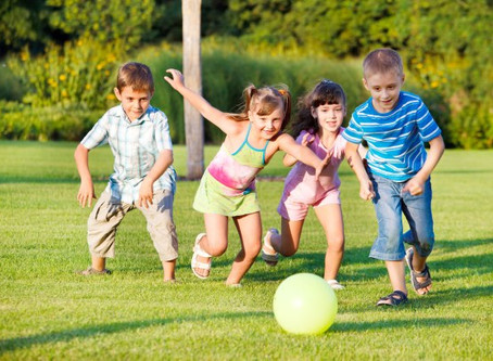 Helping Our Kids Play Well with Others